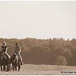 Pferd_Mensch_SW_Sepia_9