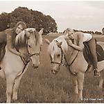 Pony_Mensch_SW_Sepia_11