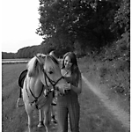Pony_Mensch_SW_Sepia_14