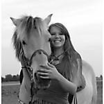Pony_Mensch_SW_Sepia_7